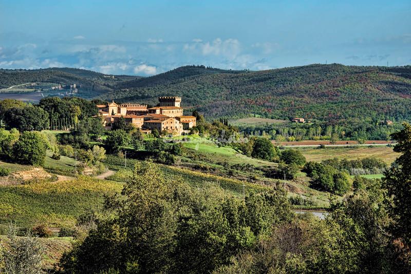 San Gimignanello, Tuscany