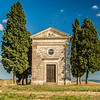 Chapel of the Madonna di Vitaleta, Pienza