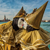 Golden Kiss, Venice