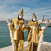 Golden apparitions, Venice