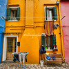 A slice of daily life, Burano, Venice