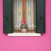 Burano window, Venice