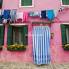 Laundry day, Burano, Venice