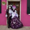 Brigitte and Didier on Burano