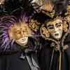 Costumers, Piazza San Marco, Venice