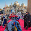 The Angel has landed, Piazza San Marco, Venice