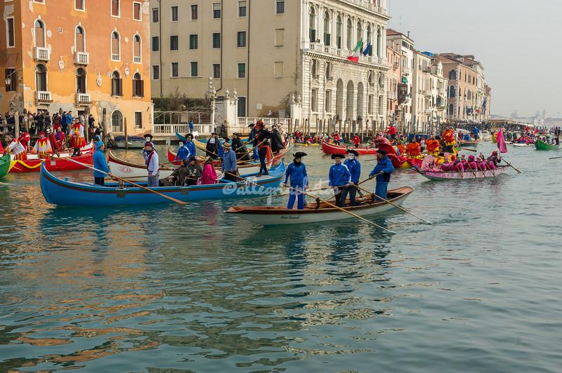 Festa Veneziana Regatta, Venice