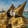 Golden Kiss, Venice