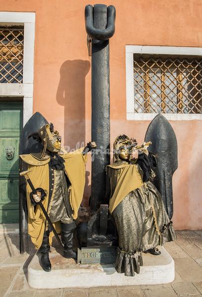 Maritime Masqueraders, Naval Museum, Venice