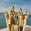 Golden apparitions, Venice