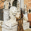 Taming theLion, Arsenale, Venice