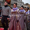 The Twelve Marias enter the stage, Venice