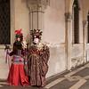 At the Doge's Palace, Venice