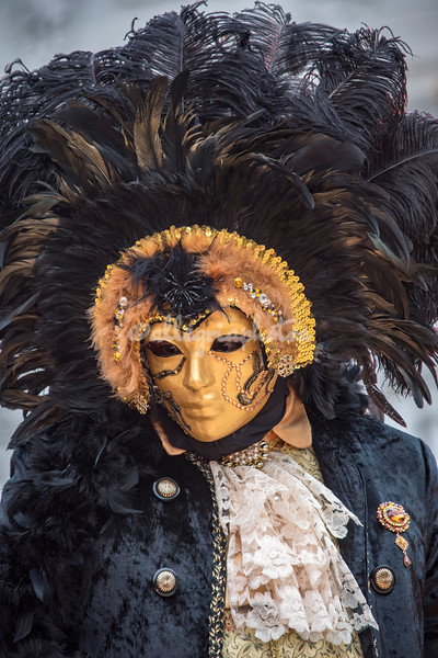 The Golden Mask, Piazza San Marco