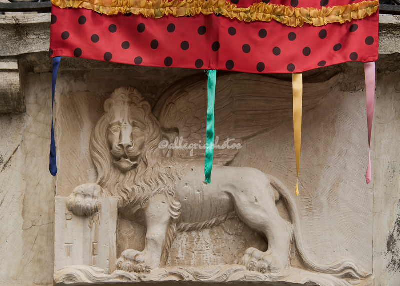The Winged Lion of Venice