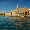 Doge's Palace and Campanile, Venice