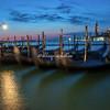 Dawn on the Venetian Lagoon