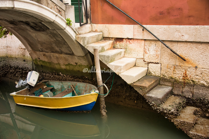 Local transportation, Venice
