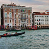 The Venetian waterfront
