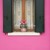 Burano window, Venice