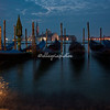 Dawn on the Venetian Lagoon
