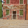 An ancient Burano house
