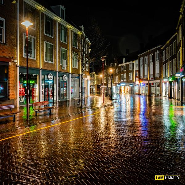 Lockdown 2021 Middelburg - Lange Delft