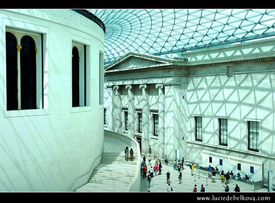 UK - England - London - The British Museum - Museum of human history & culture   Camera Model: Canon EOS 5D Mark II; Lens: 17.00 - 40.00 mm; Focal length: 40.00 mm; Aperture: 16; Exposure time: 1/500 s; ISO: 1600