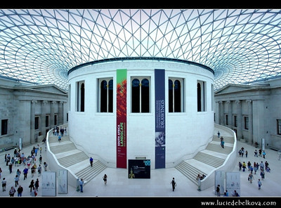 UK - England - London - The British Museum - Museum of human history & culture   Camera Model: Canon EOS 5D Mark II; Lens: 17.00 - 40.00 mm; Focal length: 17.00 mm; Aperture: 13; Exposure time: 1/320 s; ISO: 2500