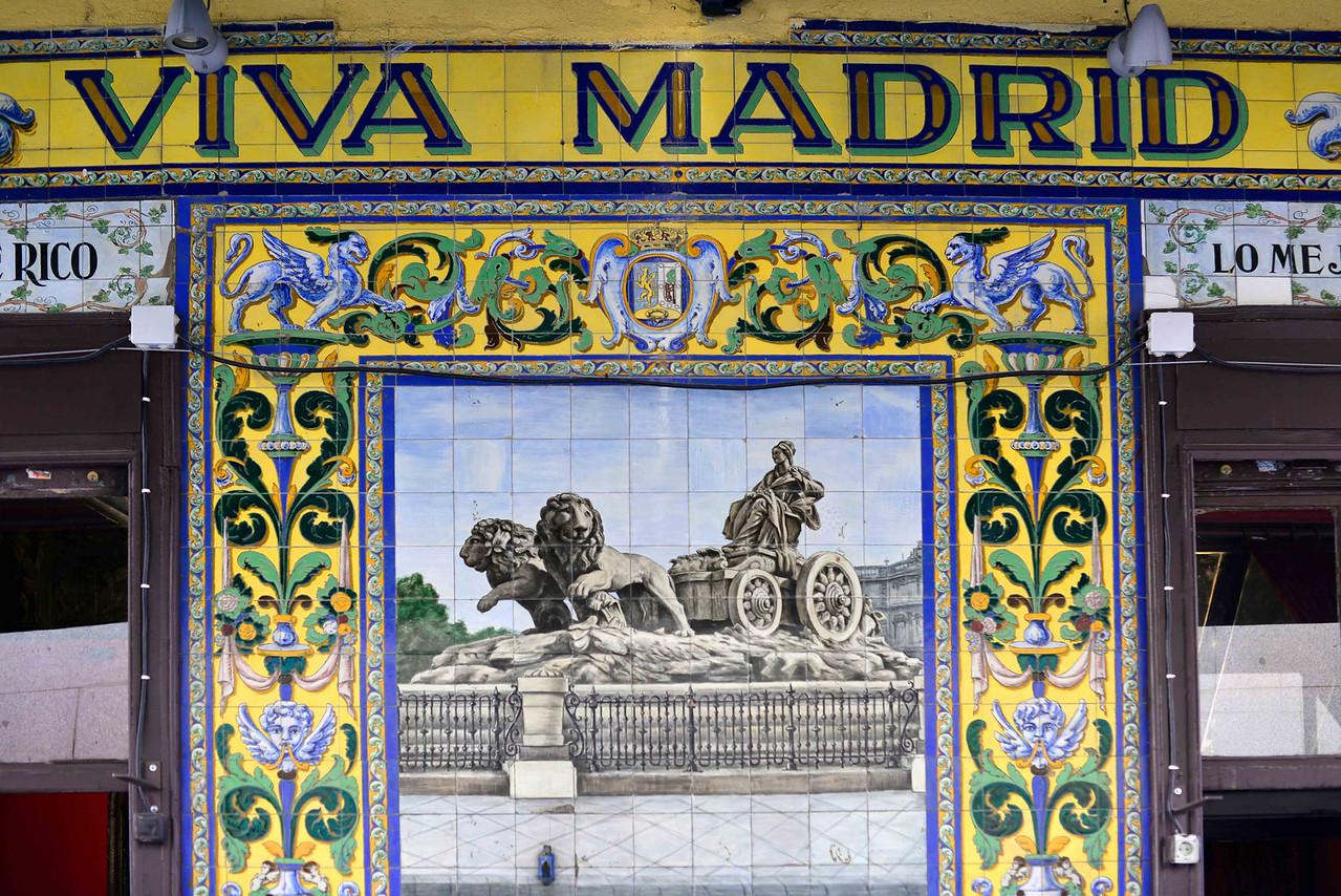 Antique azulejos (tiles)