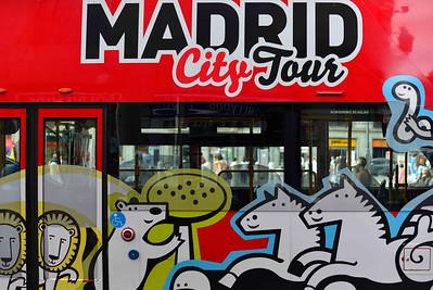 Open-top bus tours