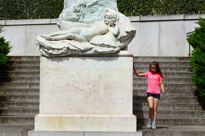Grounds of Museo del Prado