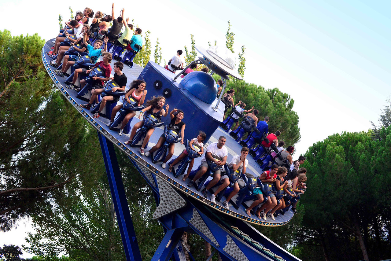 Madrid Amusement Park