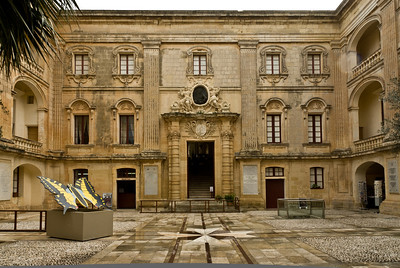 The Grand Master's Palace, Valletta