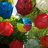 """""""Floating Umbrellas"""", abstract art in Bergen"""