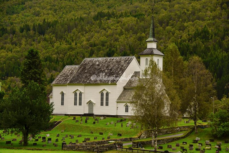 The Church in Stryn