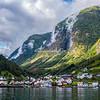 Undredal, Aurlandsfjord,  Norway