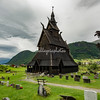 Hopperstad Stave Church, Vikori, Norway