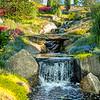 Flor og Fjære waterfall