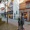 Sculpture and Street Art, Stavanger, Norway,