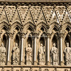 West Front Sculptures, Nidaros Cathedral, Trondheim, Norway