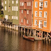 Wooden houses, Trondheim