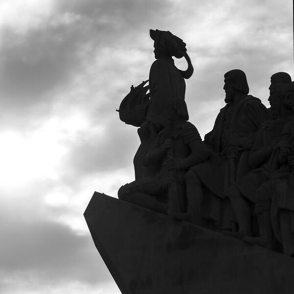 Pardo dos Descobrimentos, Santa Maria de Belem, Lisbon, Portugal