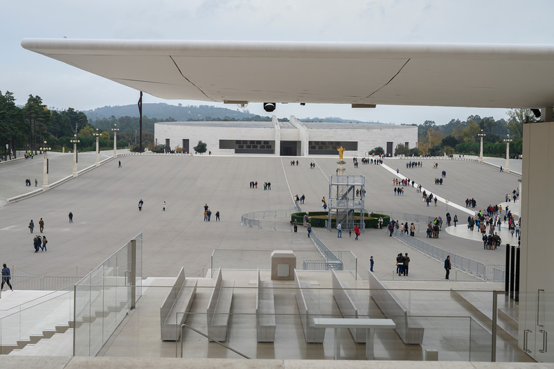 Sanctuary of Our Lady of Fatima, Fatima, Ourem Municipality, Santarem District, Portugal