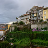 Buildings on a hillside in Se do Porto, Porto, Northern Portugal, Portugal