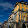 Low angle view of buildings, Ribeira De Pena, Porto, Portugal