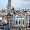 Elevated view of city, Se do Porto, Portugal