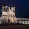 Fa�ade of Alcobaca Monastery, Alcobaca, Portugal