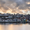 Boats in the Douro River, Porto, Portugal
