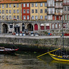 Porto's riverside dock, Douro River, Santa Marinha, Porto, Northern Portugal, Portugal